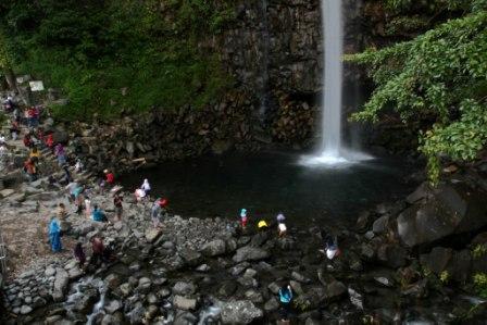 Lembah Anai Air Terjun Nan Eksotis di Sumatera Barat