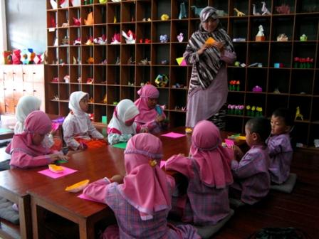 Maya Hirai School of Origami