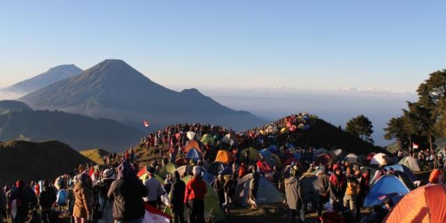 Pendakian Gunung Prau Wonosobo