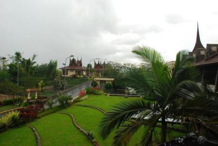 Rumah Peristirahatan Balai Campago
