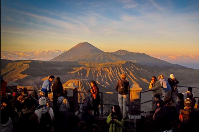 Wisata Gunung Bromo Jawa Timur Yang Indah Tiada Duanya