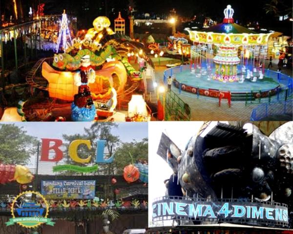 Tempat Wisata Anak Terbaru Bandung Carnival Land
