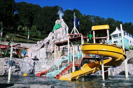 Tempat Wisata Anak di Bandung Paling Populer Ciwidey Valley Waterpark Resort