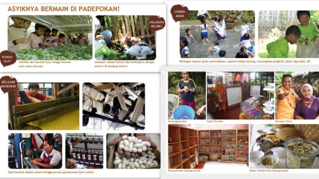 Tempat Wisata Edukasi Anak di Padepokan Dayang Sumbi Bandung