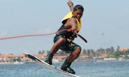 Wakeboarding Tanjung Benoa