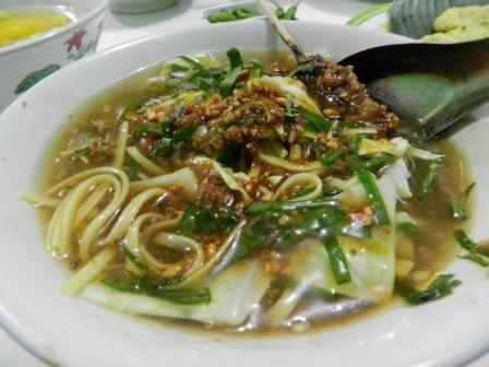 Wisata Kuliner Wonosobo Mie ongklok