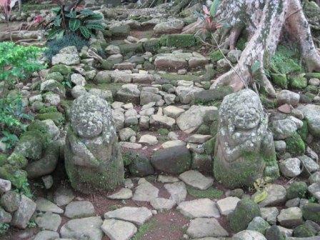 Wisata Tawangmangu Situs Purbakala Menggung