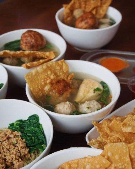 Mie Ramor Semarang - Kuliner Wajib di Semarang