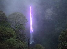 Air Terjun Pelangi Lembang Bandung