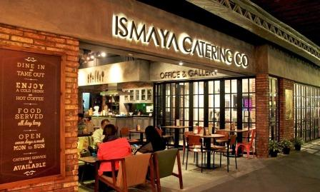 Ismaya Catering Cafe & Gallery