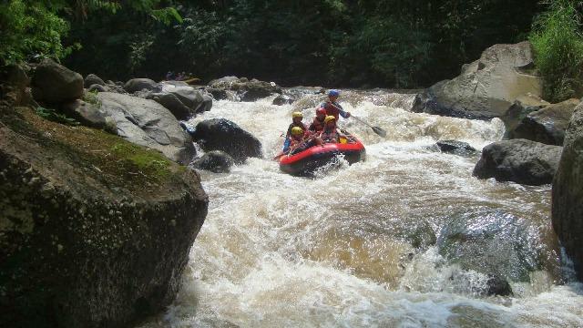 Kaliwatu Rafting