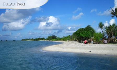 Keindahan Pulau Pari Nan Eksotis