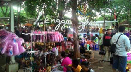 Lenggang Jakarta Monas