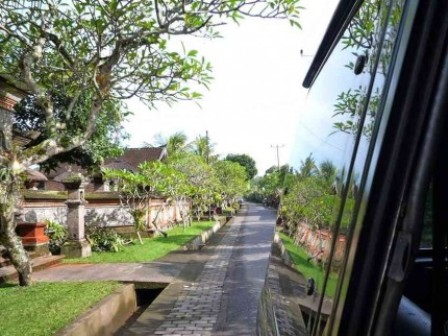 Nyuh Kuning Village