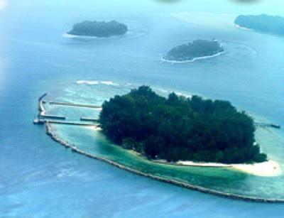 Pulau Pari Nan Eksotis