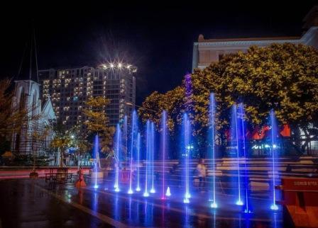 Taman Vanda - tempat nongkrong di Bandung