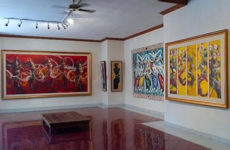 Tempat Wisata Museum Rudana Ubud