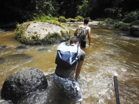 Trekking Authentik Bali