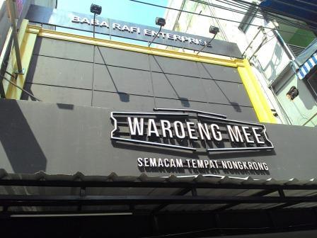 Waroeng Mee