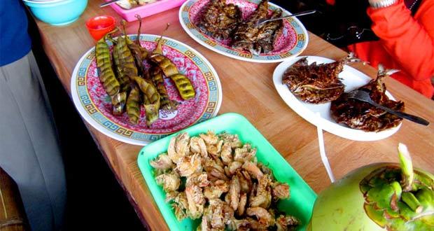 Aneka Kuliner Lezat di Pantai Depok Jogja