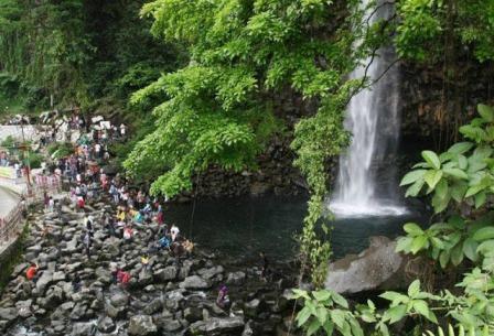 Curug Muncar Destinasi Wisata Alam di Pekalongan