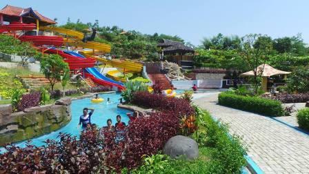 Jembar Waterpark - tempat wisata di Majalengka