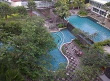 Kolam Renang Aston Bogor Nirwana Residence