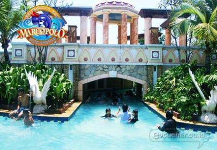 Kolam Renang Bukit Cimanggu City - Marcopolo Bogor