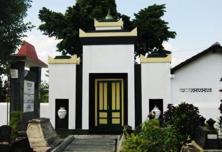 Makam Ki Ageng Kebo Kenanga Boyolali