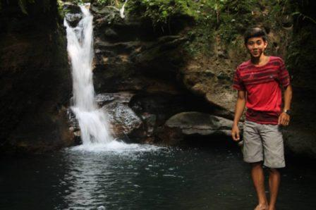 Objek Wisata Air Terjun Jumbleng Boyolali