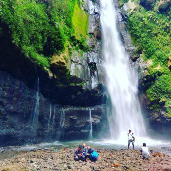 Objek Wisata Air Terjun Kedung Kayang Boyolali