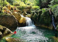 Objek Wisata Alam Citumang Pangandaran