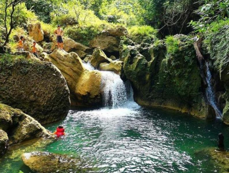 Objek Wisata Alam Citumang Pangandaran - wisata Pangandaran