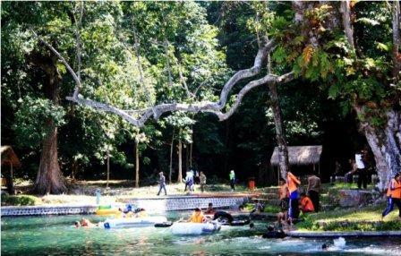 Objek Wisata Balong Dalem Jalaksana Kuningan