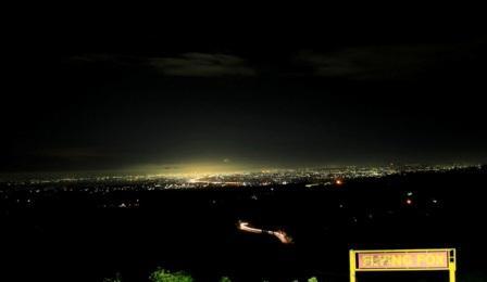 Objek Wisata Malam Hari Tikungan Irung Petruk Boyolali