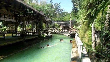 Objek Wisata Seru Kampoeng Air Kragilan Boyolali