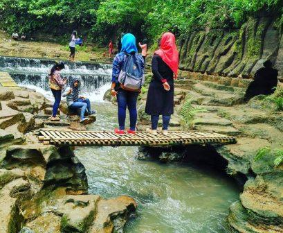 Objek Wisata Taman Alam Surapatna wisata Boyolali
