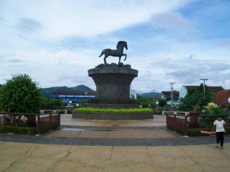 Objek Wisata Taman Kota Kuningan