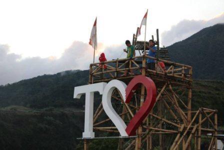 Objek Wisata Tikungan Cinta
