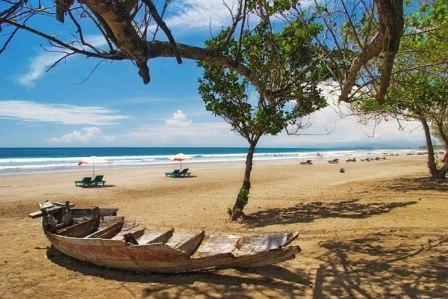 Pantai Legian Obyek Wisata Di Bali Selatan