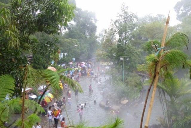 Pemandian Air Panas Ciater Subang Jawa Barat