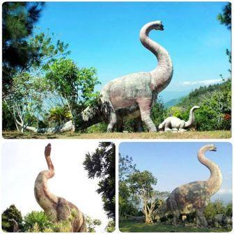 Taman Buana Marga Majalengka (Taman Dinosaurus)