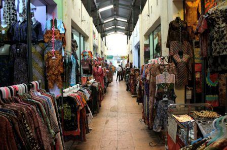 Tempat Wisata Belanja Pusat Grosir Setono di Pekalongan