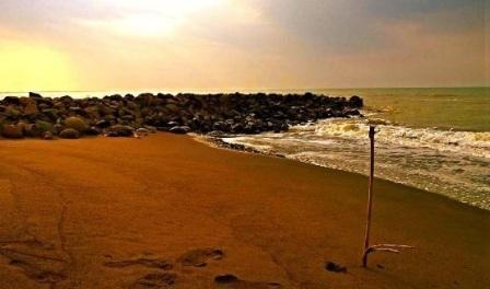 Tempat Wisata Pantai Depok Pekalongan