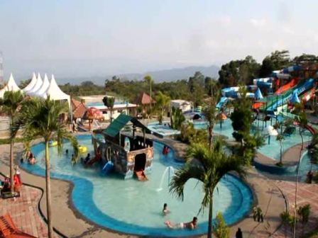 The Mountain Recreation Park Kuningan