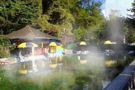 Wisata Air Panas Ciater Sari Ater Hot Spring Resort