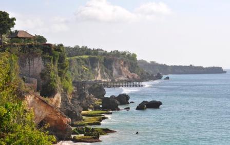 Wisata Pantai Tegal Wangi