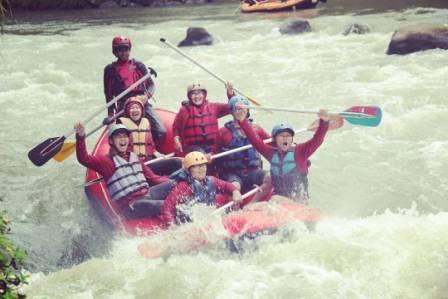 Citraelo Rafting - tempat wisata di Magelang