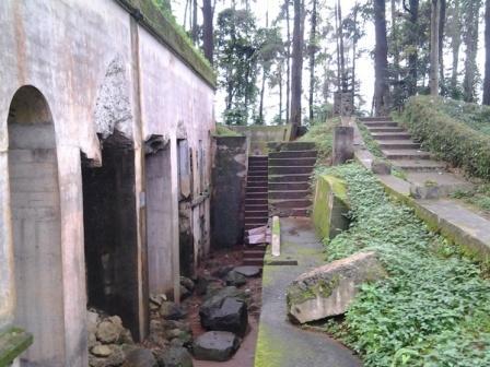 Gunung Kunci - Tempat Wisata Sejarah di Sumedang