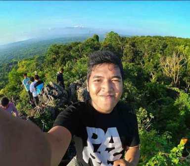 Obyek Wisata Bukit Geger Bangkalan Madura - tempat wisata di Madura
